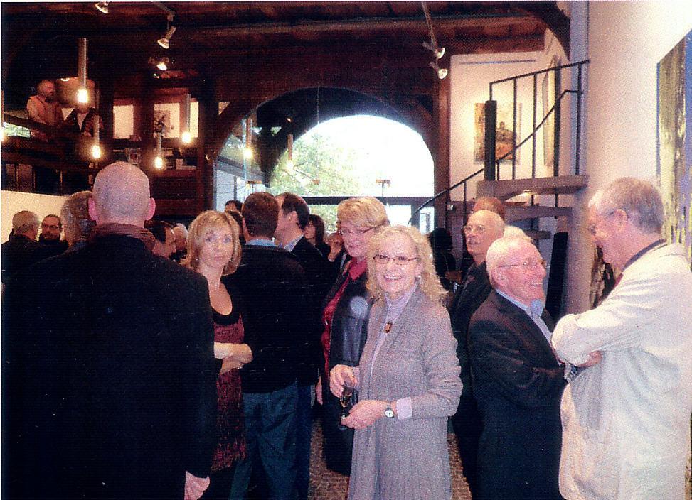 Ausstellung in der Galerie Kley, Hamm, 2012