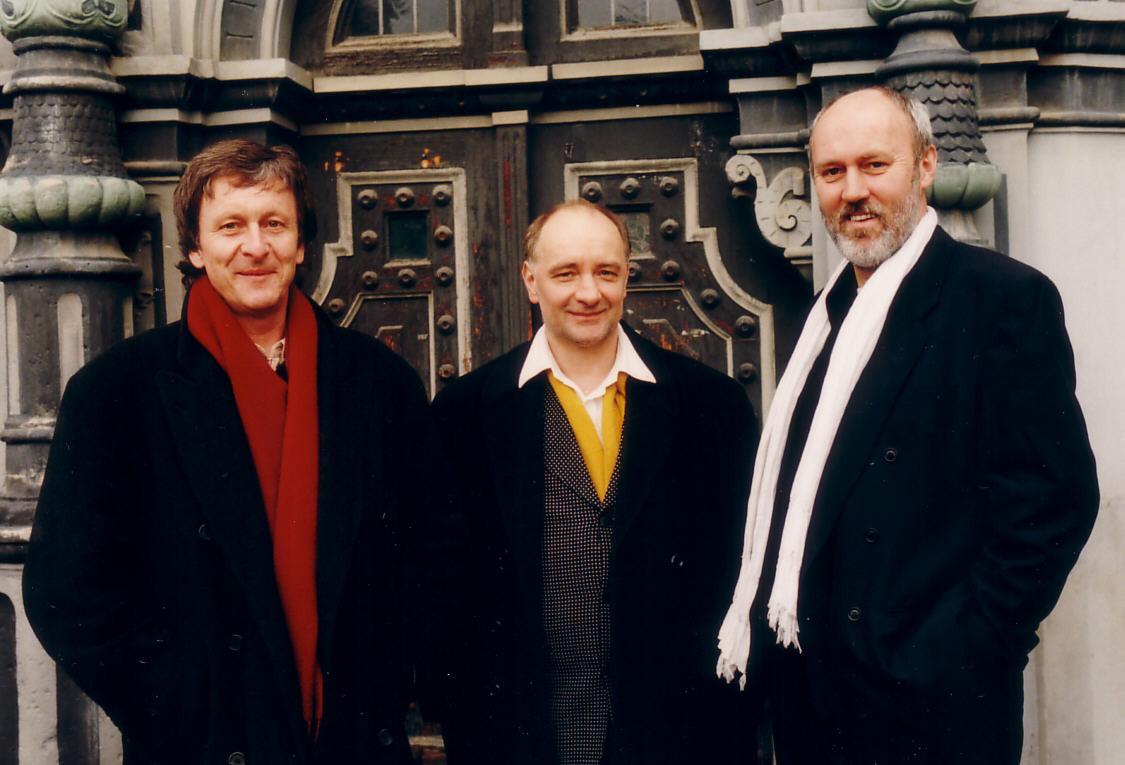 IGaDiM, Bernd Schwarzer, Ralph Herrmann