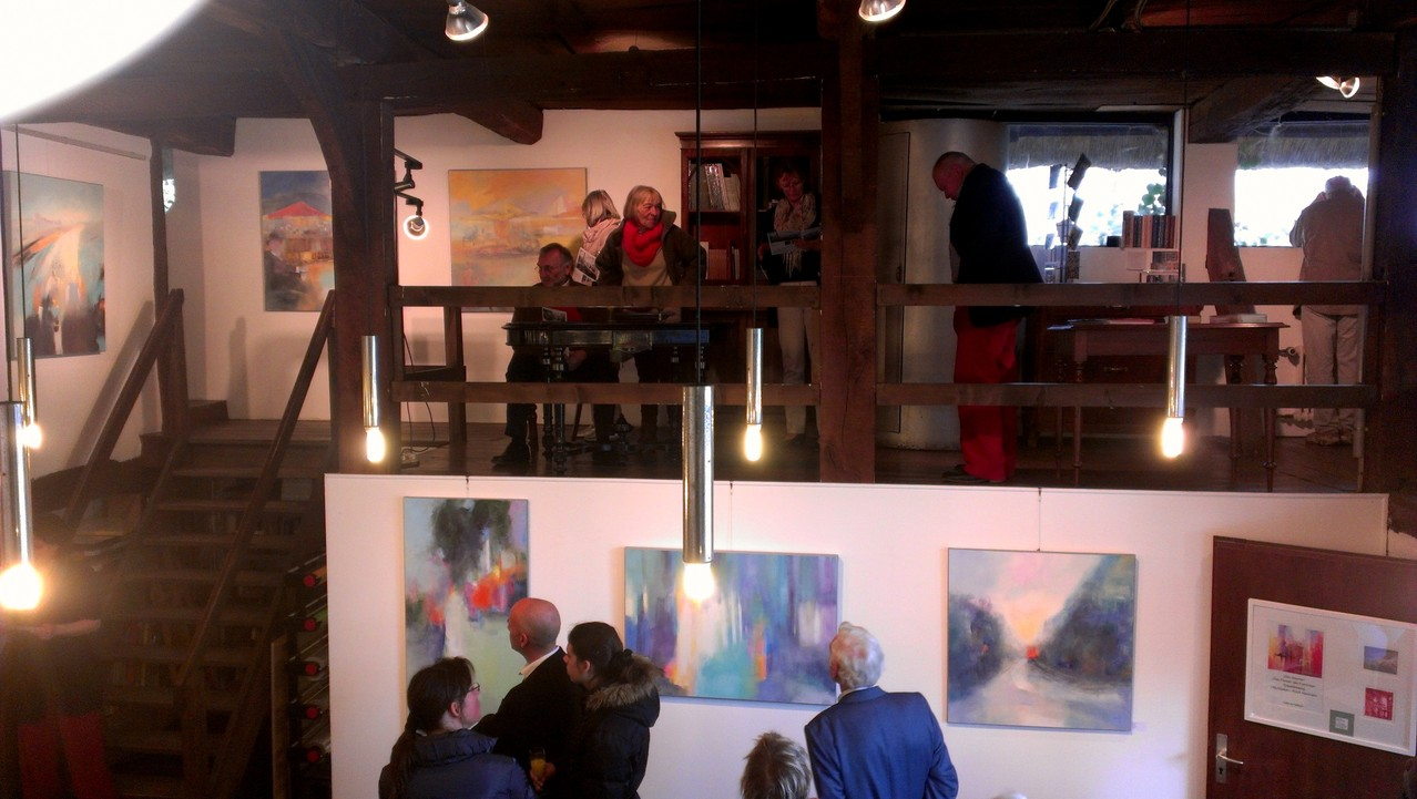 Ausstellung SchauSpiel, Galerie Kley