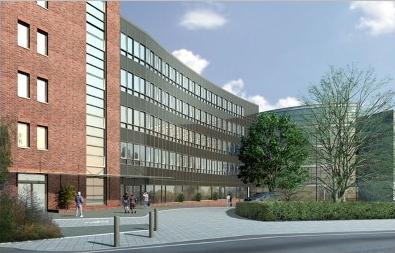 Königshof 1, 44147 Dortmund, Job-Center mit insgesamt ca. 8.000 m²