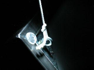Bildaufhänger Seil / Schiene