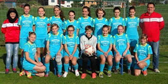 B-Juniorinnen SG Dieterskirchen/Winklarn 2013