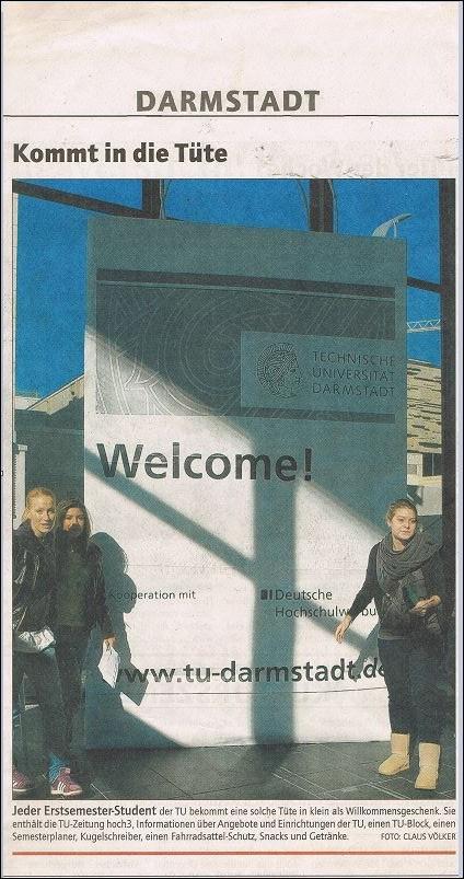 Uni Darmstadt