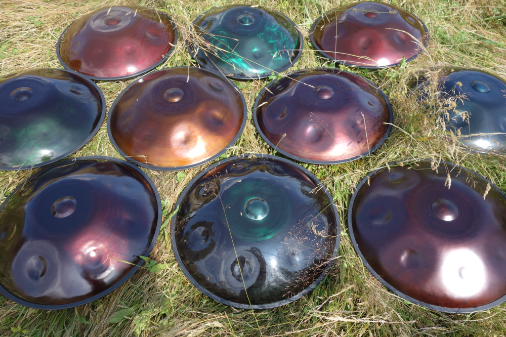 LUNA Handpan -  Colors of LUNA