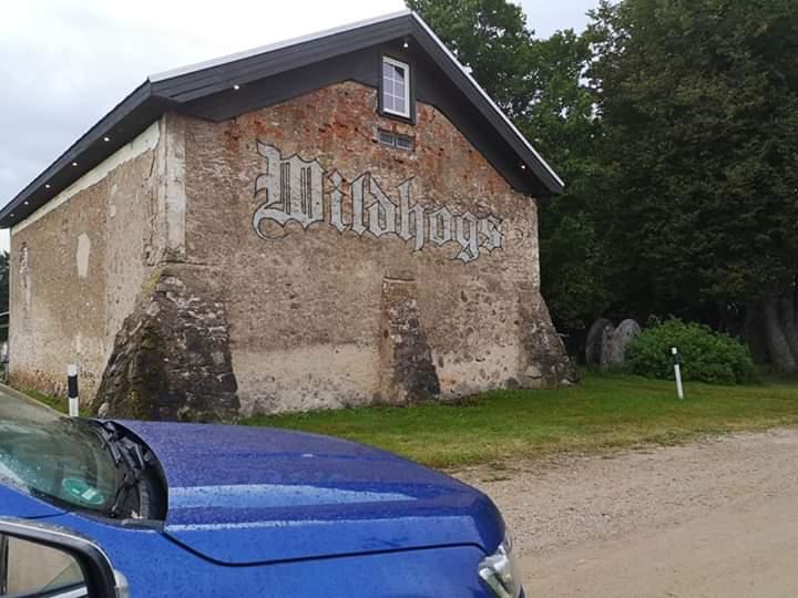 Adios Estonia, war richtig geil.