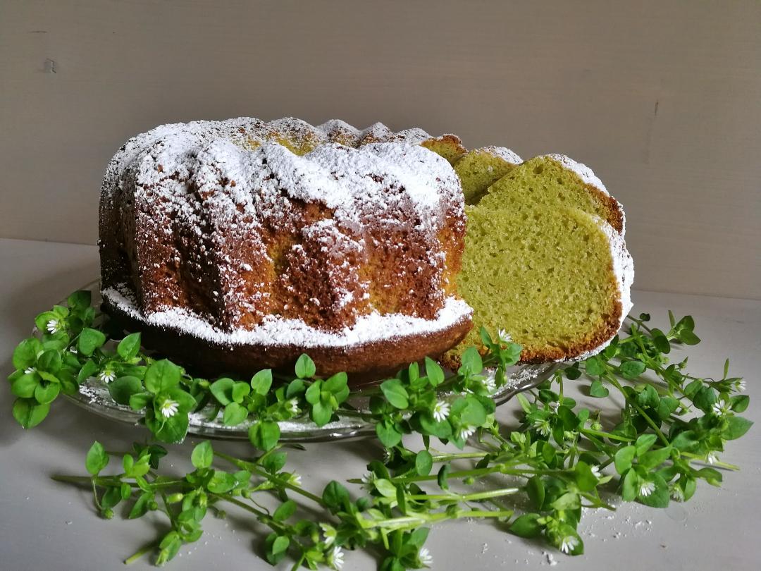 Es grünt so grün - Kuchen