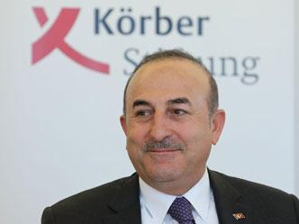 Der türkische Außenminister Mevlüt Çavuşoğlu (Foto: Marc Darchinger)