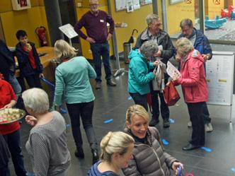 Die Ehrenamtsmesse in Ahrensburg war gut besucht (Foto: Runge/Nethe)