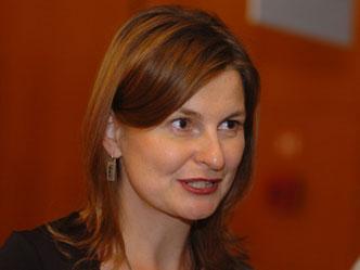 Die tschechische Schriftstellerin und Übersetzerin Radka Denemarková (Foto: Milan Malicek)