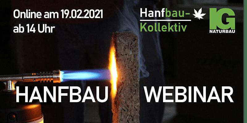 Hanfbau-Webinar am 19.02.2021
