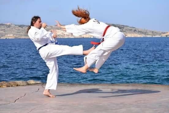 Taekwondo-Camp in Malta