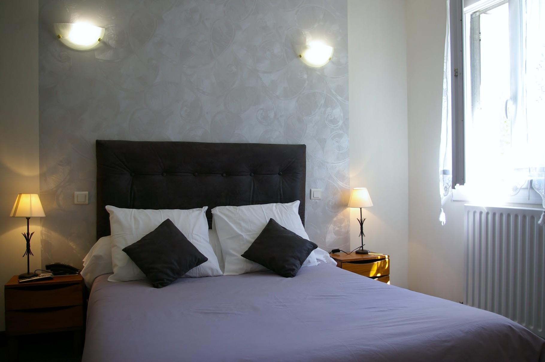 Chambre, room hotel 1 Astaffort