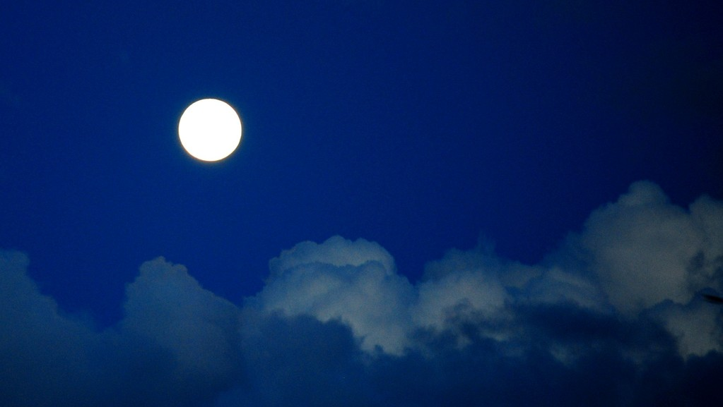 луна-7 часов утра