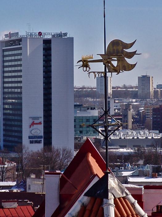 Таллин сегодня
