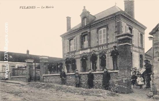 Mairie de Vulaines