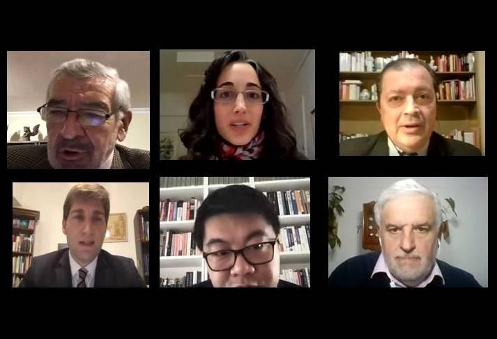 """Sesión académica CARI: """"Las tensiones entre China y Australia"""""""