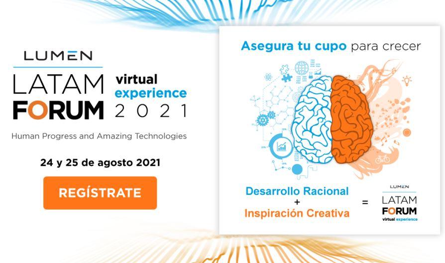 Seminario: Lumen LATAM Forum 2021