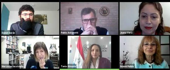 """Clase abierta CLAD: """"Plenario de proyectos y conclusiones del Curso Internacional sobre Competencias Laborales"""""""