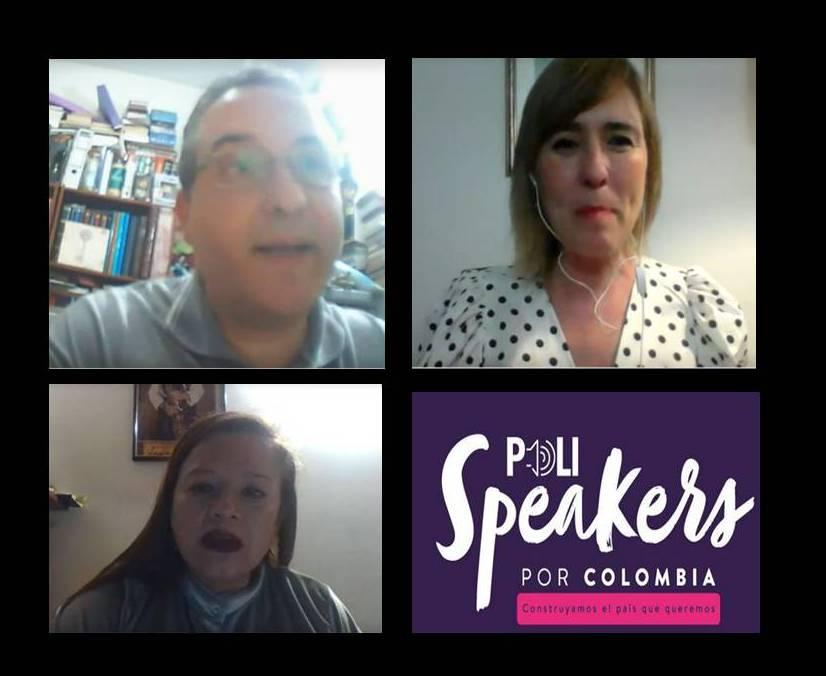 """Gustavo Di Paolo expuso sobre """"Política Fiscal y Desarrollo"""" en el Politécnico Grancolombiano"""