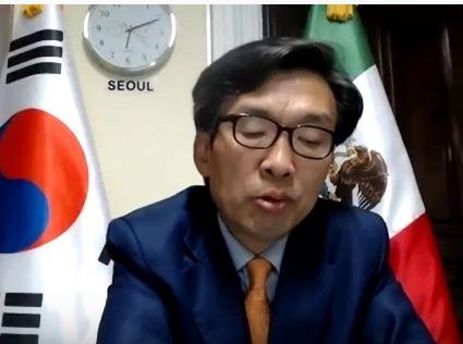 """Seminario: """"La Península de Corea desde una perspectiva académica mexicana"""""""