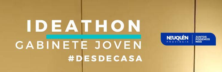 Asistencia técnica de ESEIAP en el Ideathon del Gabinete Joven de Neuquén