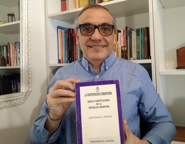 """A 25 años de la publicación """"La Participación Comunitaria. Marco Constitucional de la República Argentina"""""""