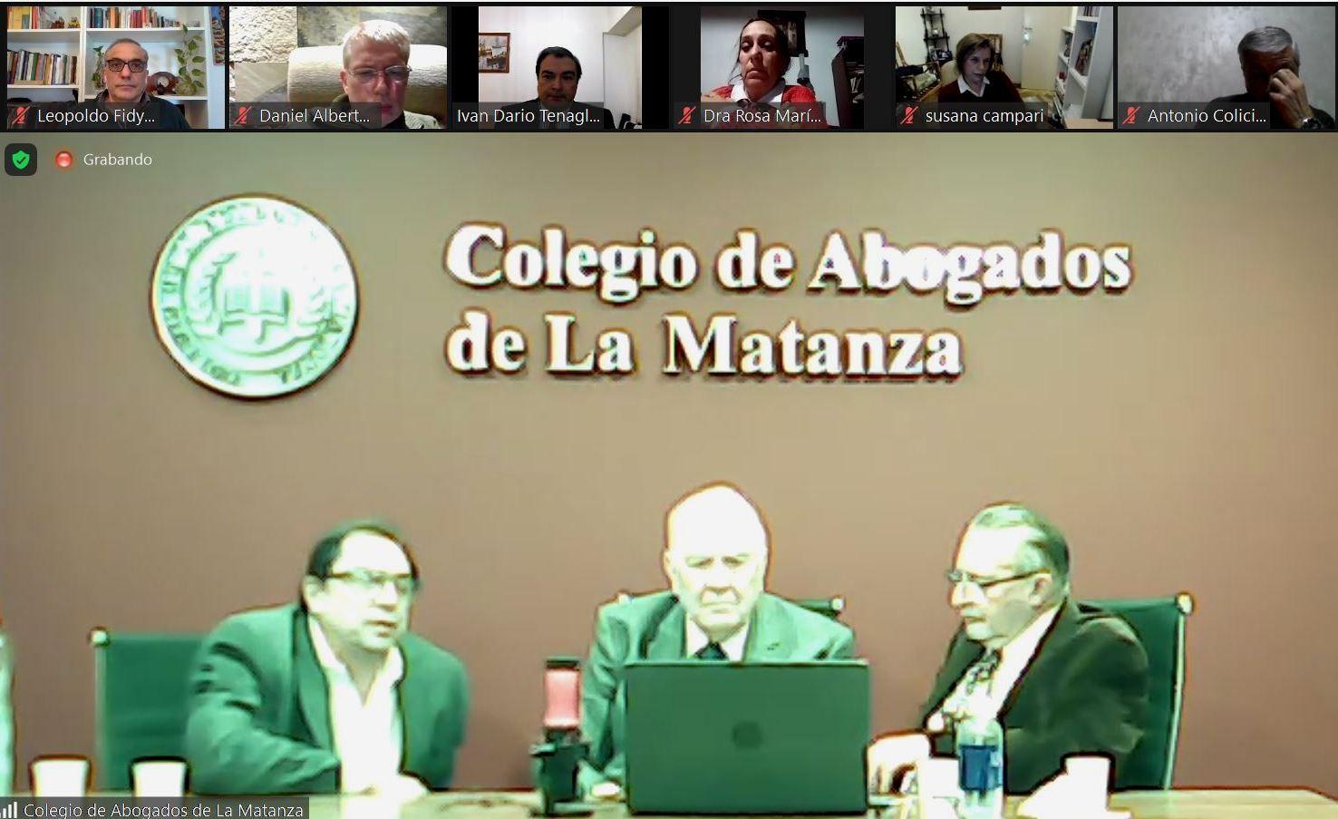 """Participamos en la jornada """"Autonomía Municipal: El Anacronismo Legislativo Actual"""""""