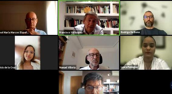 Webinar Clad: Plenario de conclusiones del Curso Internacional sobre Ética en la Función Pública.