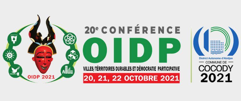 Recibimos la invitación a la XX Conferencia del Observatorio Internacional de Democracia Participativa