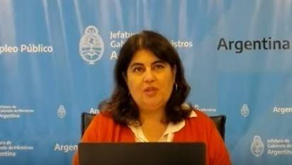 """Conferencia CLAD: """"Aprendizajes tras un año de pandemia: nuevos ejes para la función pública. El caso argentino 2020-2021"""""""