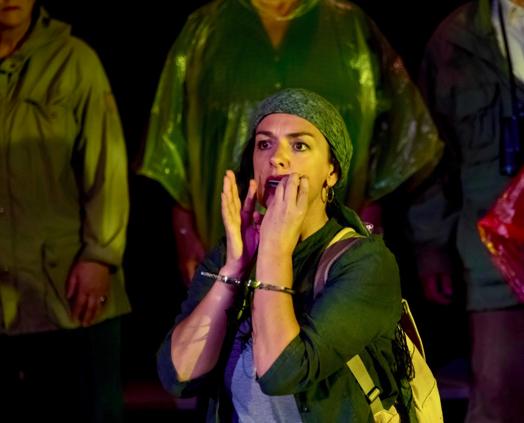 Szenenfoto Theater Molln 2019, Sonja Wurzer (c) Jack Haijes