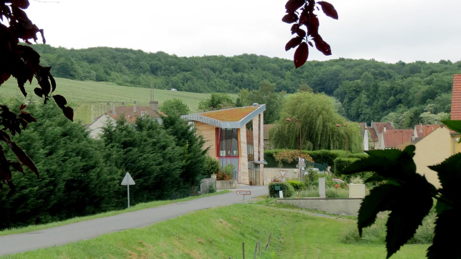 Ruralité et architecture écologique