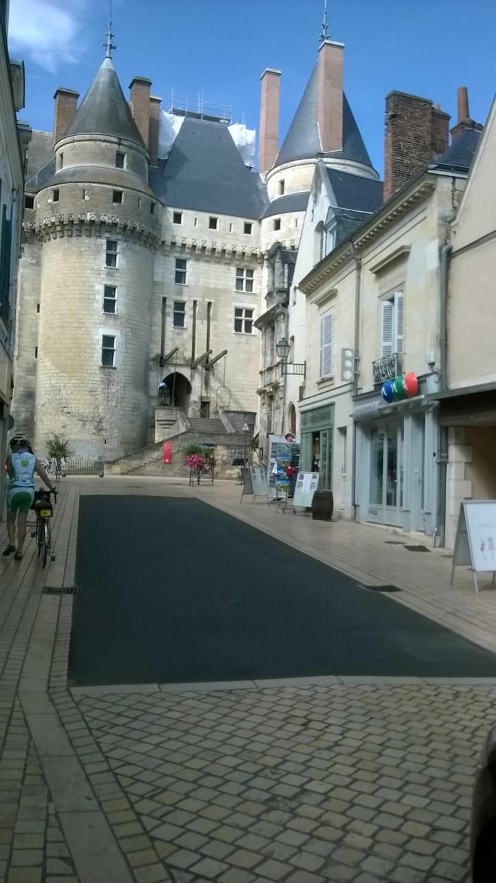 Langeais et son château