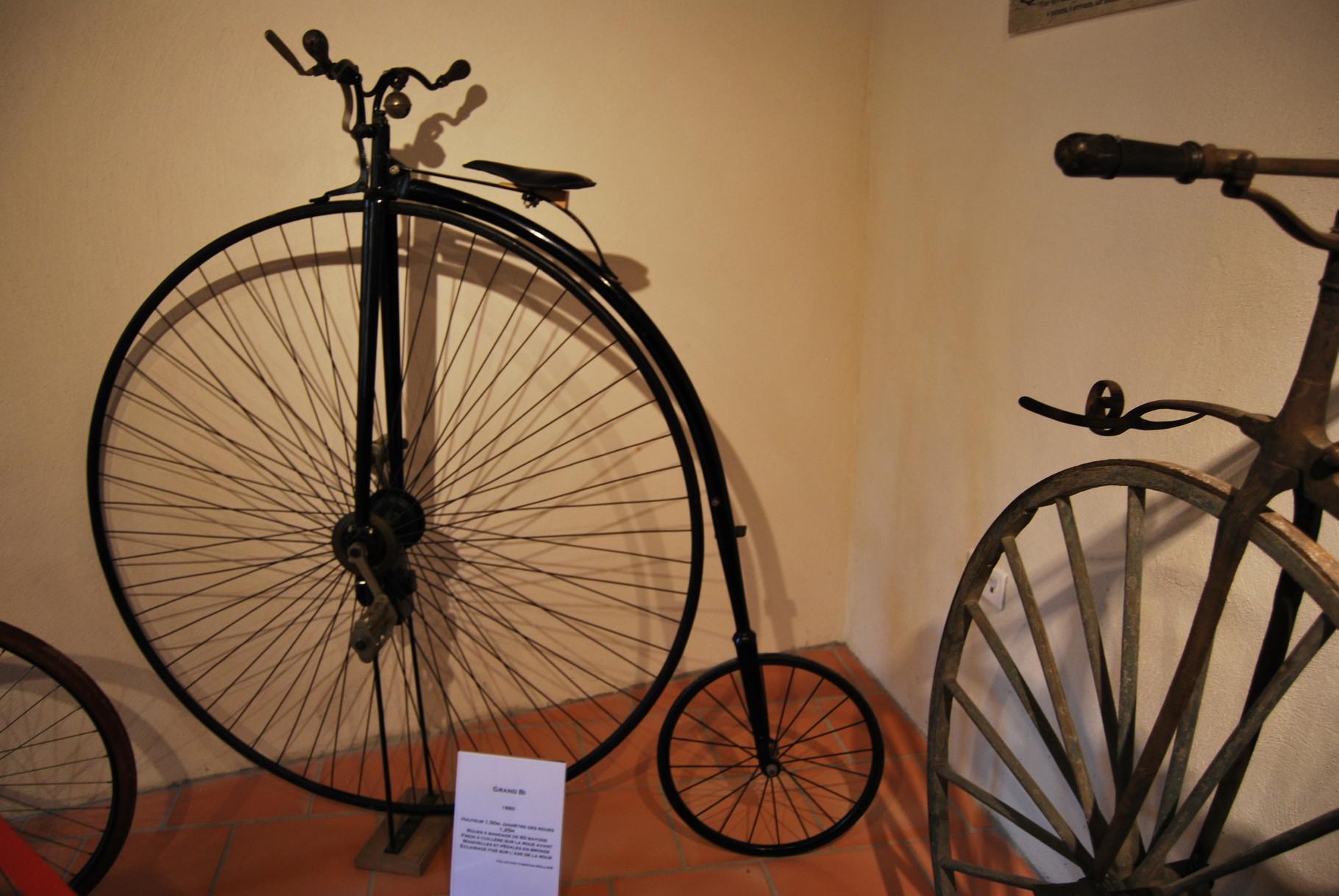 Musée du cycle à Pernes les Fontaines