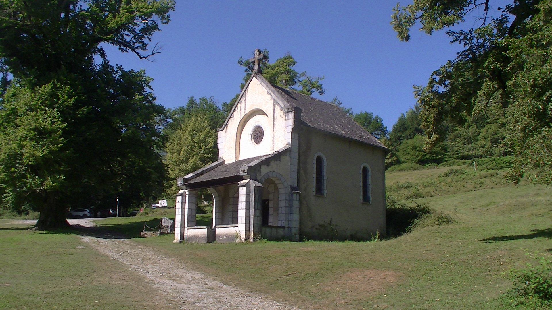 Chapelle du Houndas - Plateau du Benou