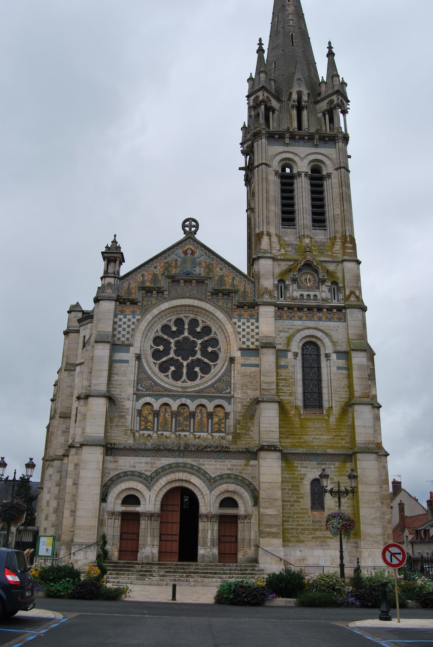 L'église de Briare