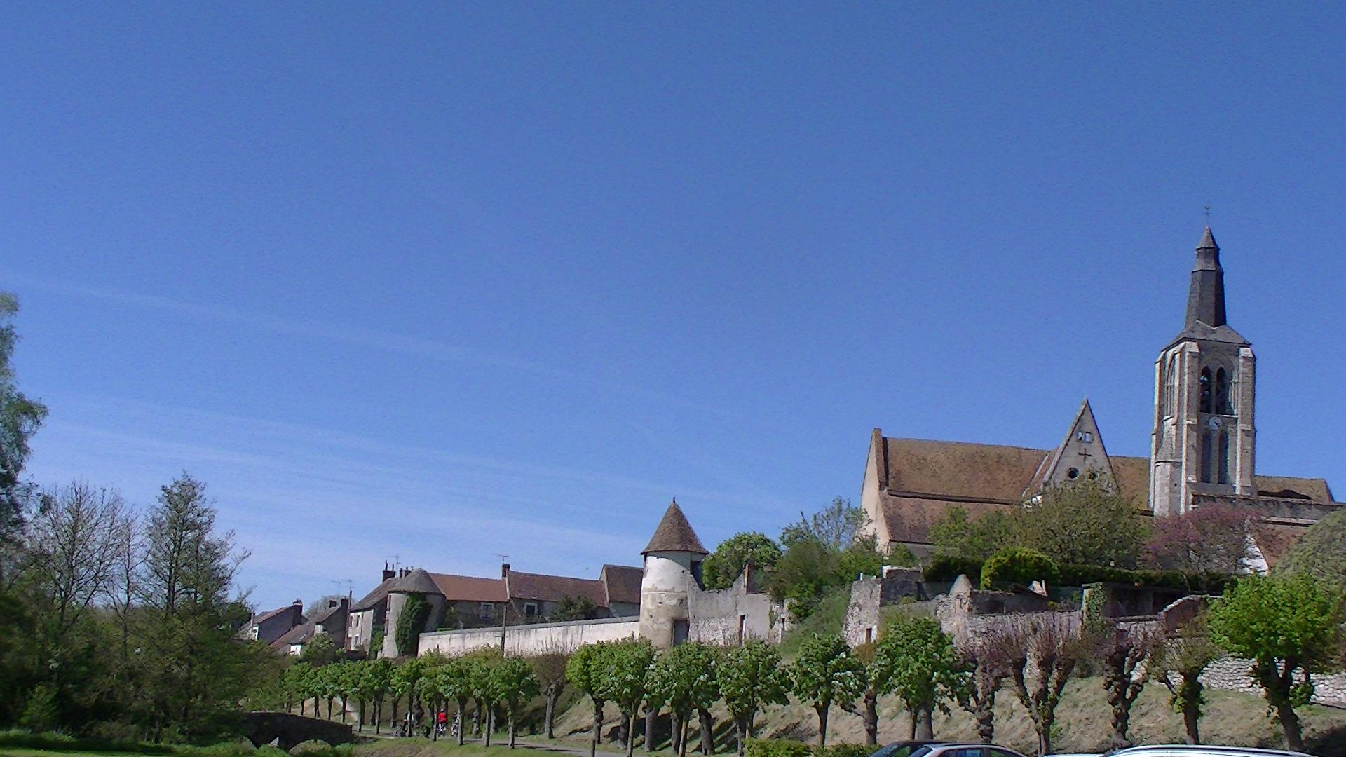 Bonny sur Loire