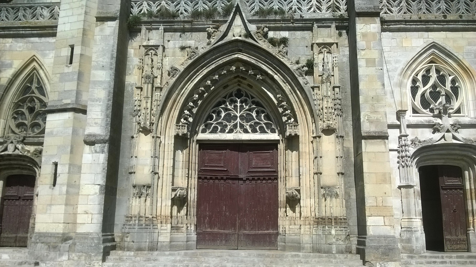 La basilique de Cléry Saint André