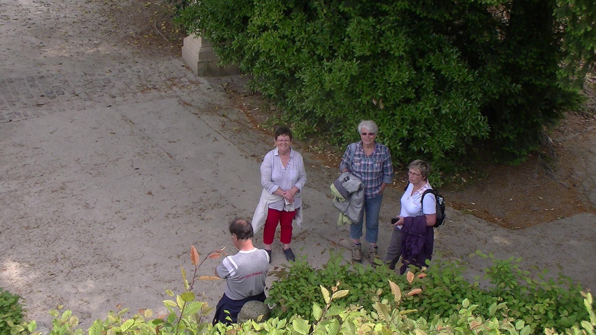 Au jardin de Coutances
