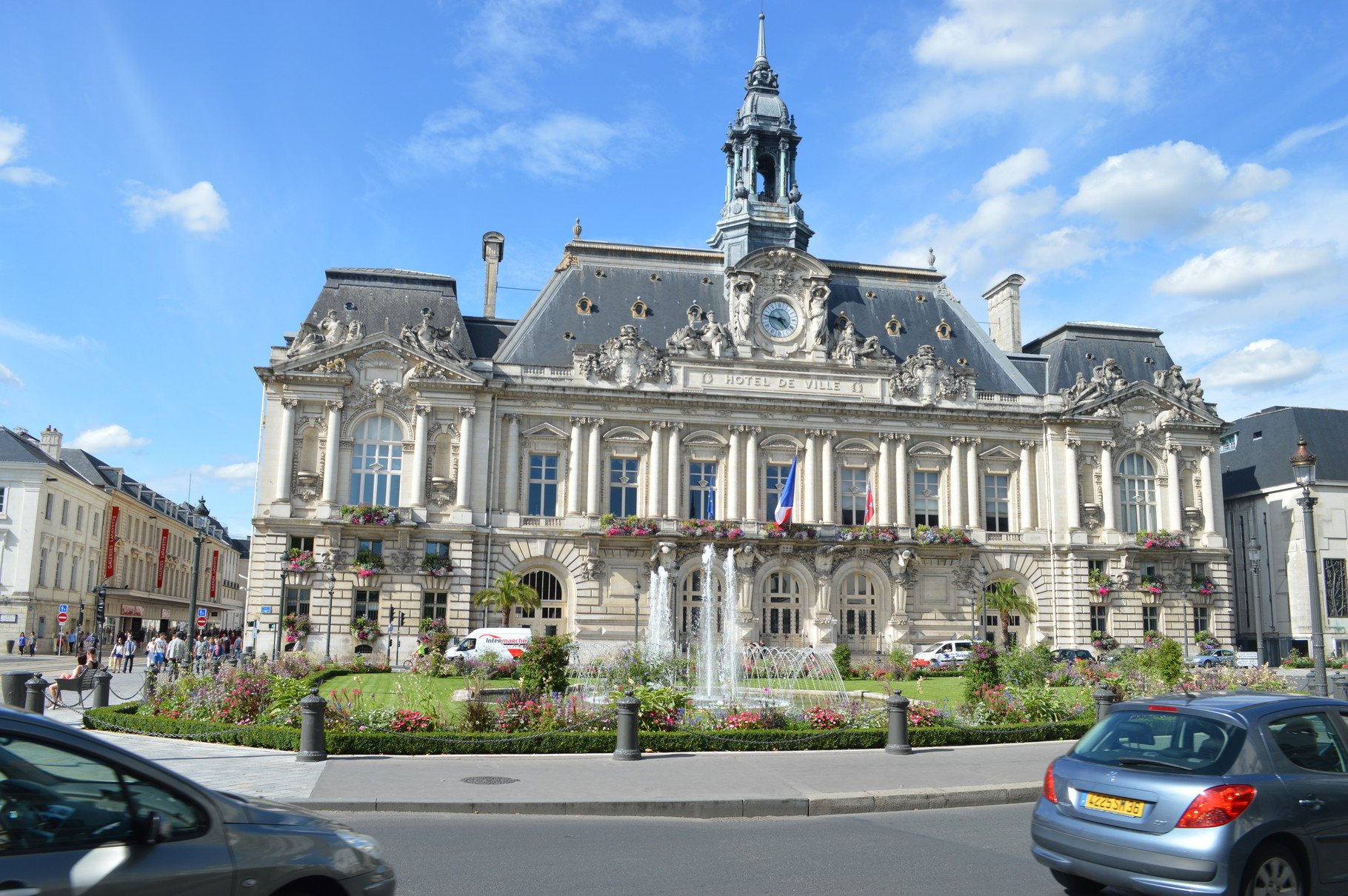 Hôtel de ville de Tours