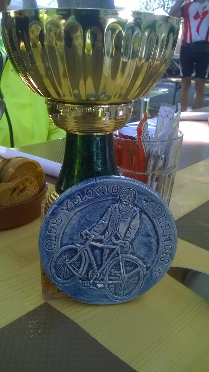 Récompense pour le club de Bailleval