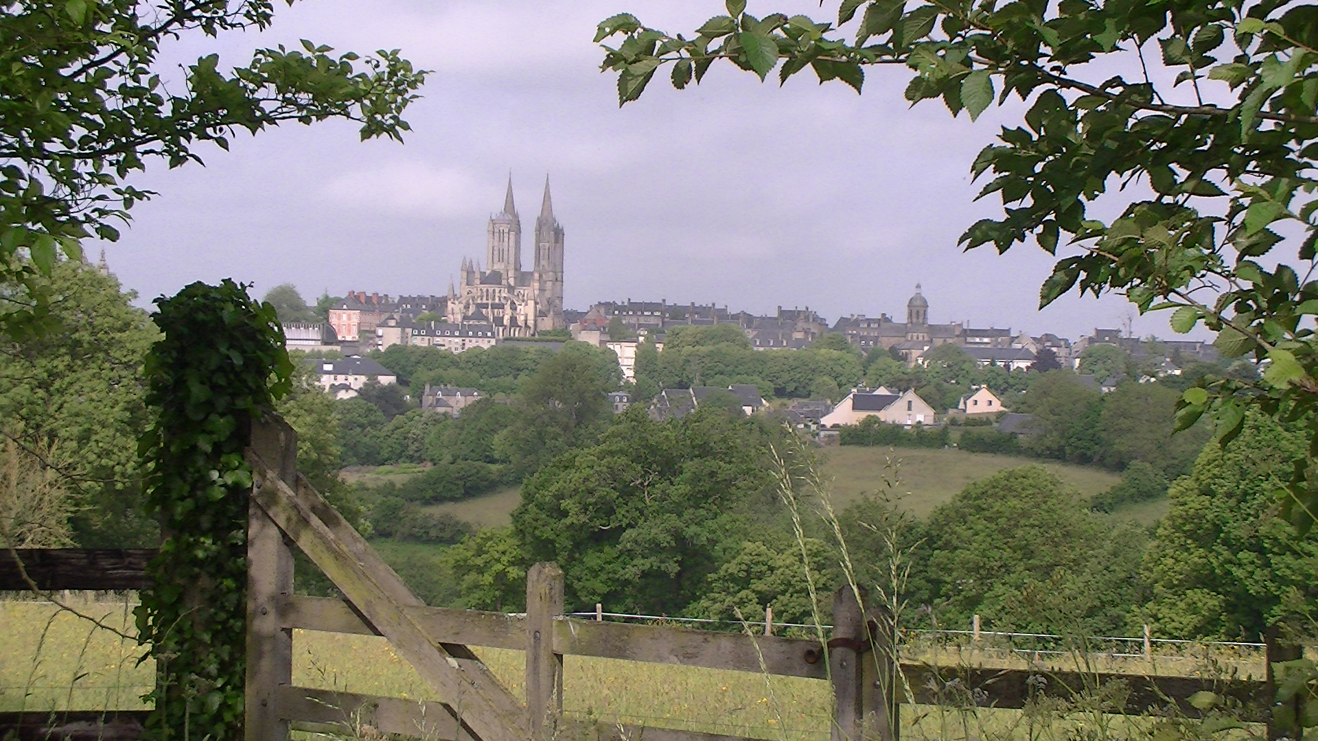 Coutances et sa cathédrale