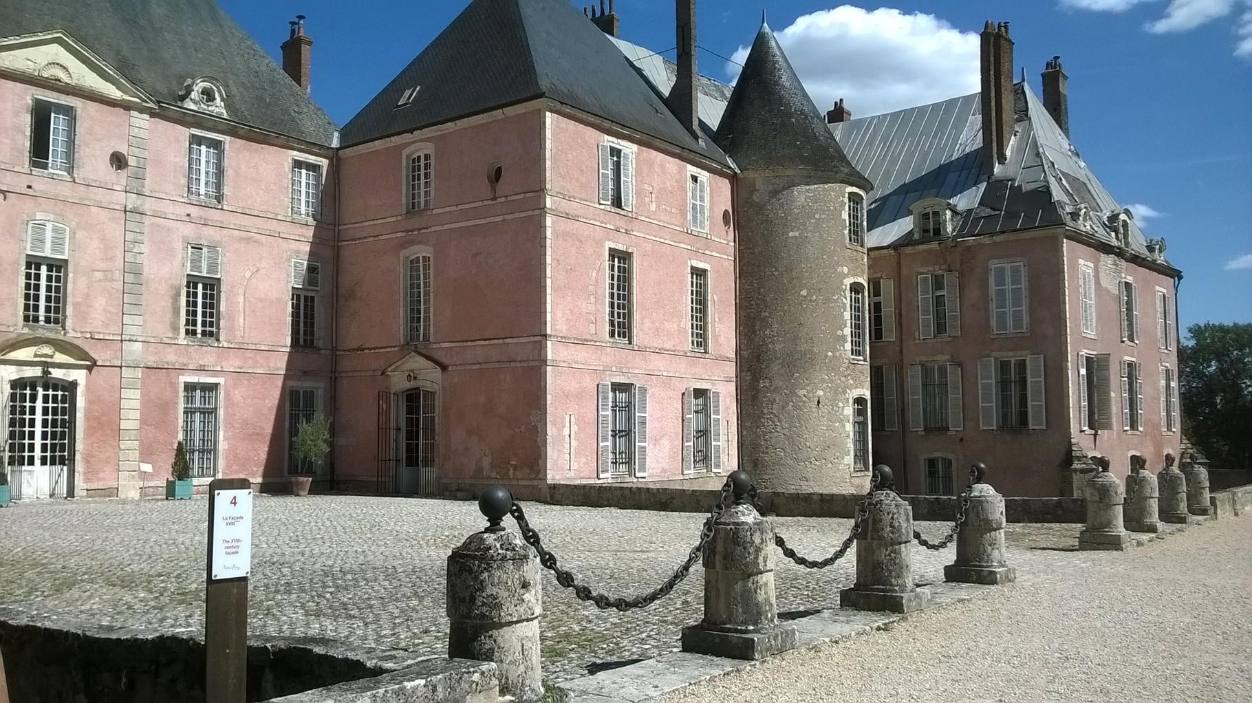 Meung sur Loire - château et collégiale