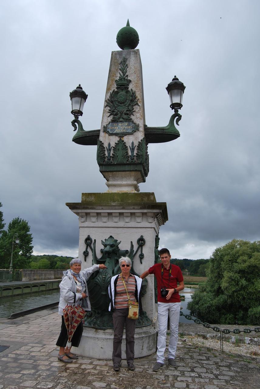 Le pont - canal de Briare