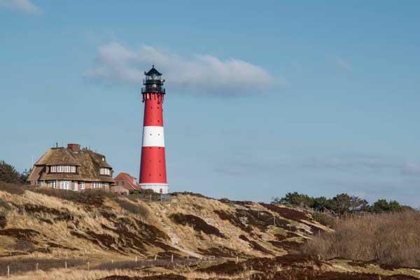 Leuchtturm von Hörnum / Sylt