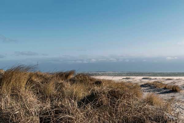 Strand an der Hörnum Odde, Sylt
