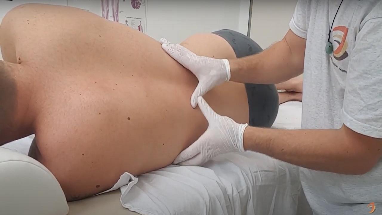 Rückenschmerz - vielleicht der Hüftbeuger?