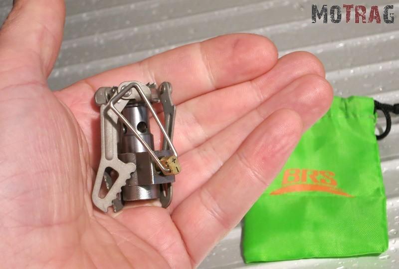 Aluminium Titan Kocher Micro XS 2700W im Hosentaschenformat