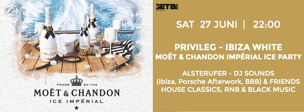 MOET CHANDON SPECIAL NIGHT 2015