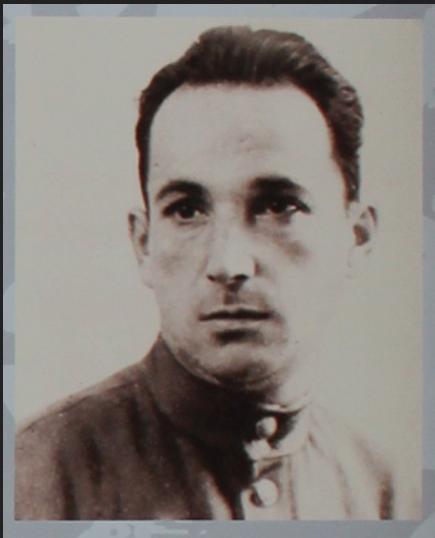 """Alexander Petscherskij, Initiator des Aufstands von Sobibor, während der antisemitischen Kampagne gegen die """"wurzellosen Kosmopoliten"""" fünf Jahre in Haft"""